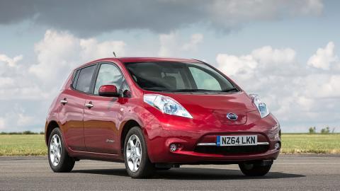 Nissan Leaf, el eléctrico más vendido en Europa