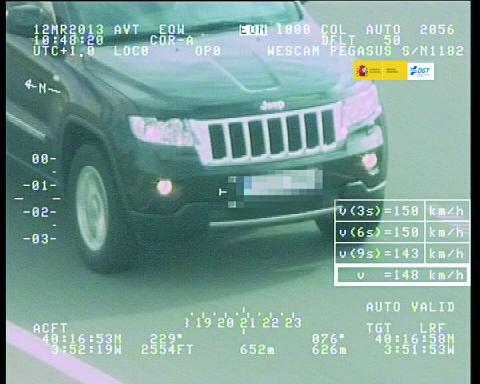 La DGT desmiente el límite de velocidad a peatones