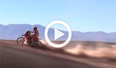Vídeo resumen del Rally Dakar 2015 de Joan Barreda