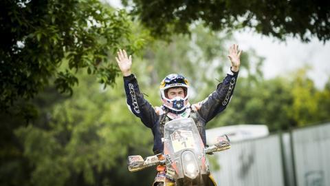 Rally Dakar: ¿se pasará Marc Coma a coches en 2016?