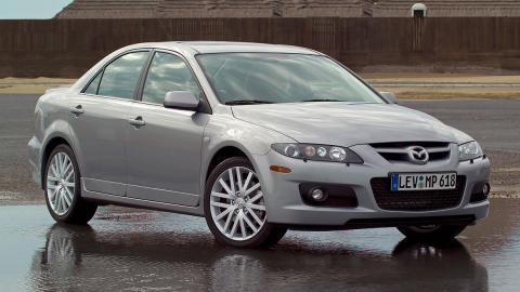 Mazda 6 MPS - Frontal