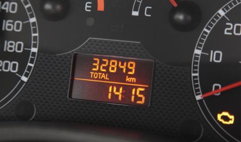Las ITV apuntan el kilometraje en el permiso de circulación