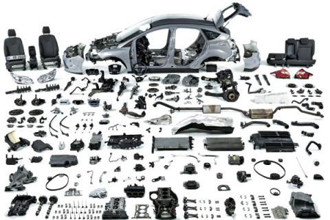 ford focus 100000 km piezas
