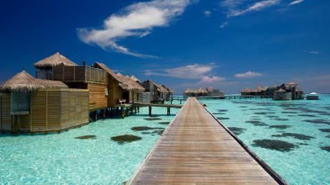 1. Gili Lankanfushi Maldives (Islas Maldivas).