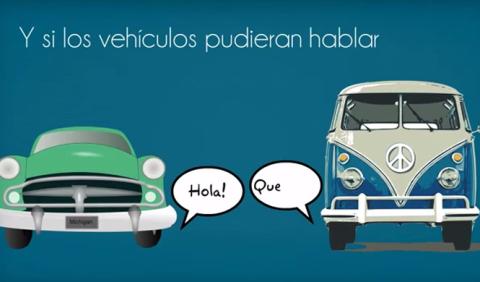 Vehway, el whatsapp de los coches