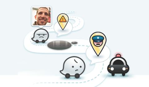 Piden que Google desactive Waze, el 'acosador de policías'