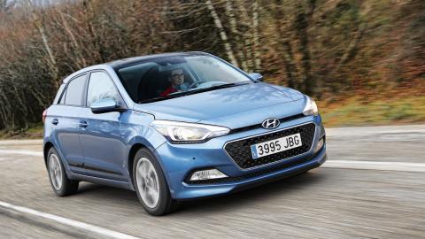 Hyundai i20 2014 frontal