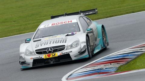 Mercedes anuncia su alineación para el DTM 2015