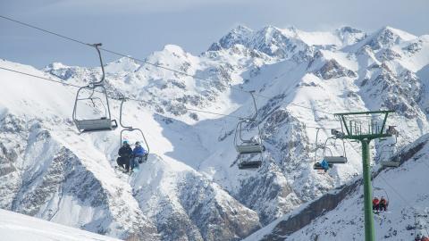 mejores estaciones esqui espana formigal panticosa