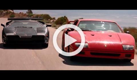 Cinco películas de coches que quizás no conozcas (I)