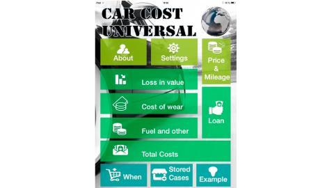 Car Cost Universal - portada