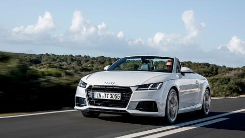Audi TT Roadster diesel