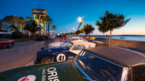 XI Oris Rally Clásico puerto portals