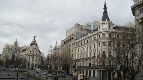 Madrid salva a las motos de sus medidas anticontaminación