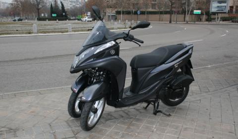 Yamaha-Tricity-125-tres-ruedas