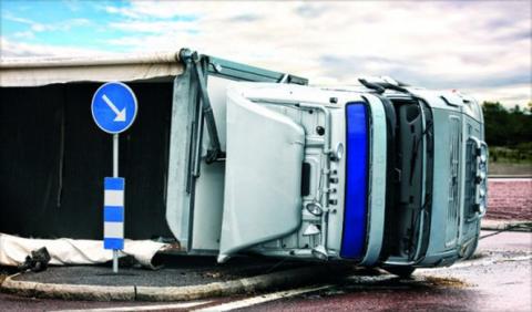 Tráfico incrementa la vigilancia de camiones y furgonetas