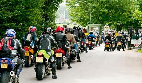 España, cuarto mercado de motos de la zona Euro