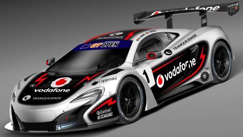 Teo Martín Motorsport vuelve a la competición con McLaren