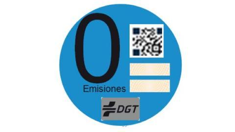 dgt vehiculo cero emisiones