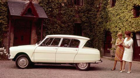 Citroën Ami 6 lateral