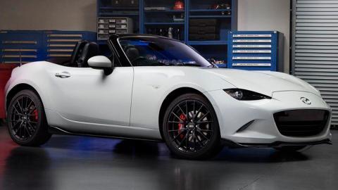 Mazda MX-5 Accesories Design Concept 2015