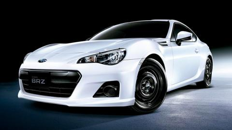 Subaru BRZ R Customize Package 2015