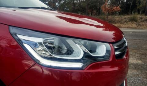 faros led citroen c4 2015