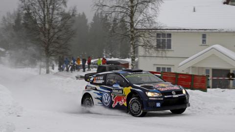 Rally Suecia 2015: Ogier vence en un emocionante final