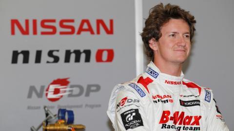 Así se enteró Ordoñez de que correrá con Nissan en LMP1