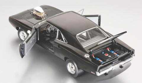 Hot Wheels Dodge Charger The Fast and the Furious
