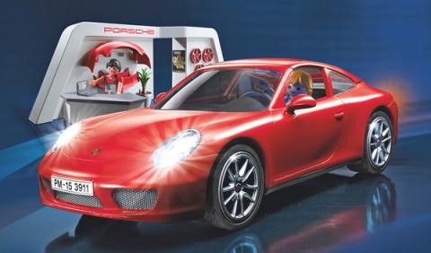 Porsche 911 de Playmobil