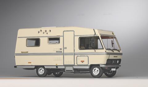 Hymermobil 581 BS
