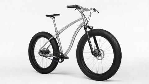 Budnitz lanza una edición limitada de la bicicleta Fat-Bike con ruedas anchas