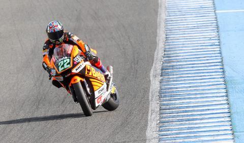 Test Moto2 Moto3 Jerez 2015: Lowes y Quartararo, de récord
