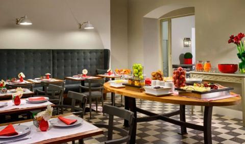 Garibaldi Blu restaurante