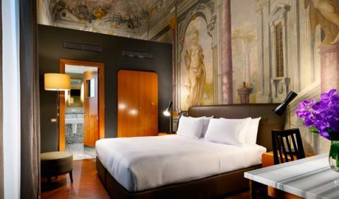 Garibaldi Blu habitación