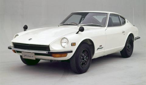 Sacan a subasta un Nissan Fairlady Z 432 de 1970
