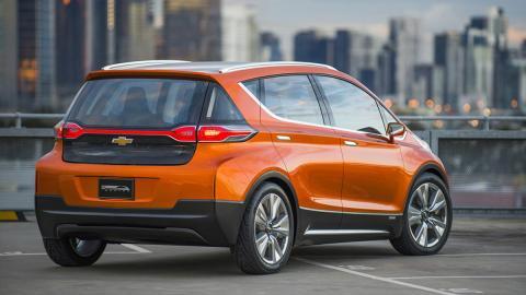 Chevrolet Bolt: ¿otro nombre para no confundirlo con Volt?