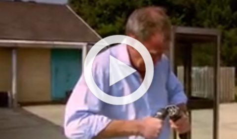 Jeremy Clarkson no sabe cargar el BMW i8