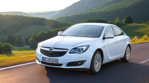 Opel Insignia 2.0 CDTI 170