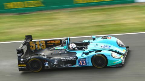'Race to 24', un reality con las 24 Horas Le Mans de premio