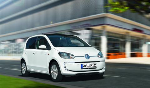 El VW e-load up! sale a la venta en Alemania