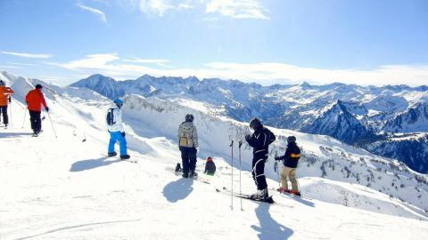 Mejores estaciones esquí España Baqueira-Beret