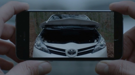 Toyota lanza una aplicación sobre 'Historias Misteriosas'