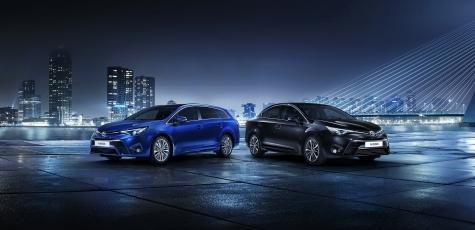 Toyota desvelará el nuevo Avensis en el Salón de Ginebra
