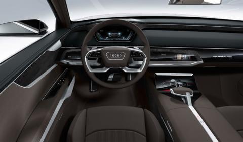 Audi Prologue Avant concept car: escaparate tecnológico