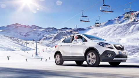 Opel Mokka 1.6 cdti 136