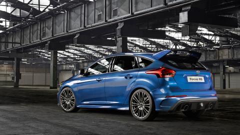 El prototipo del Ford Focus RS fue devuelto hasta 10 veces
