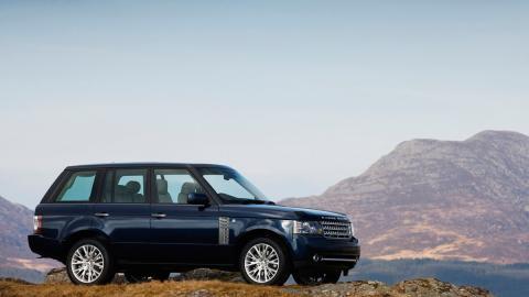 Land Rover Range Rover delantera