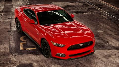 Ford Mustang 2015 Europa
